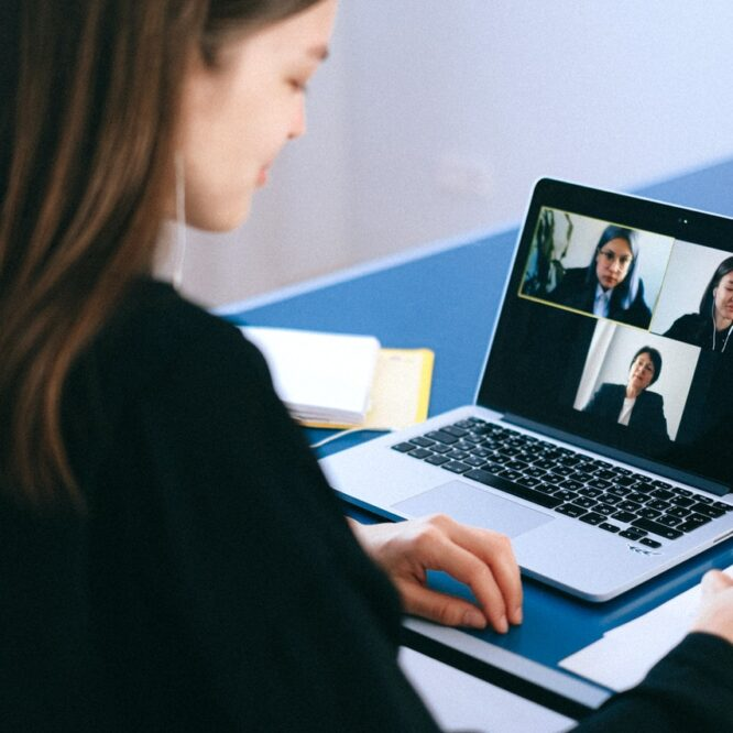 People Hate Online Zoom Meetings