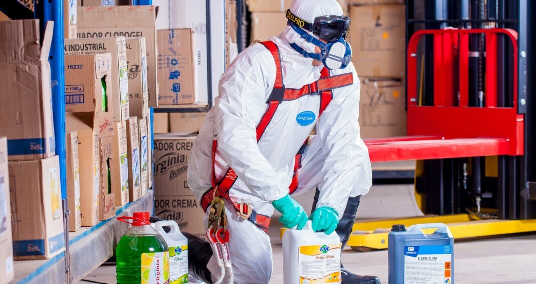 Workplace injury is the silent pandemic